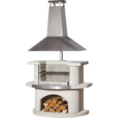Buschbeck Venedig With Stainless Steel Hood
